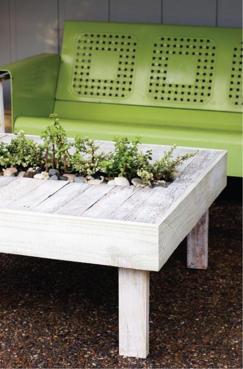 diy garden table